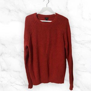 NWT J. Crew Knit Sweater - Large